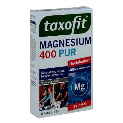 Taxofit Magnesium 400 Pur Tabletten  bei apotheke.at bestellen