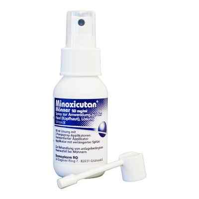 Minoxicutan Männer 50 mg/ml Spray  bei apotheke.at bestellen
