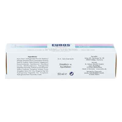 Eubos Kinder Haut Ruhe Ectoakut 3,5% Ectoin Creme  bei apotheke.at bestellen