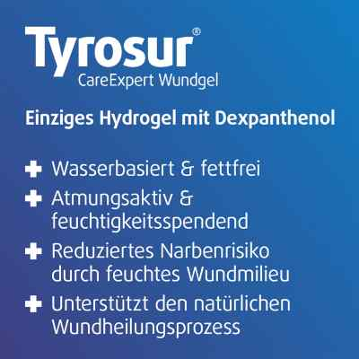 Tyrosur Careexpert Wundgel  bei apotheke.at bestellen