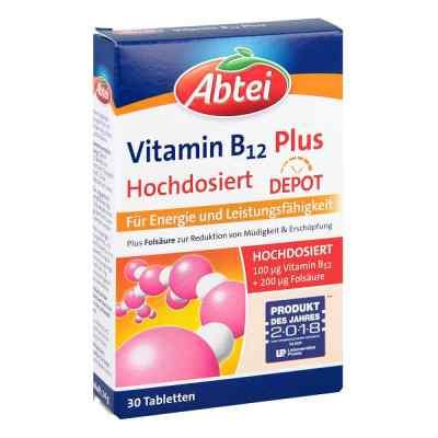 Abtei Vitamin B12+folsäure Tabletten  bei apotheke.at bestellen