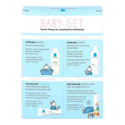 Roche-posay Lipikar Baby-set