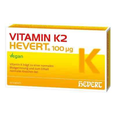 Vitamin K2 Hevert 100 [my]g Kapseln  bei apotheke.at bestellen