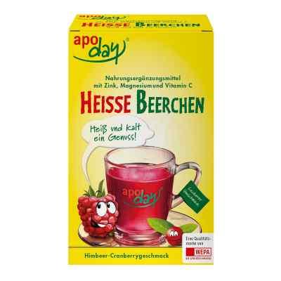 Apoday heisse Beerchen+vit.c+zink+magnesium Pulver  bei apotheke.at bestellen