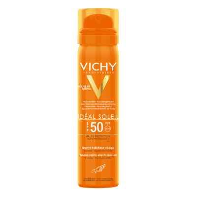 Vichy Ideal Soleil Gesichtsspray Lsf 50  bei apotheke.at bestellen