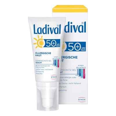 Ladival allergische Haut Gel Lsf 50+  bei apotheke.at bestellen
