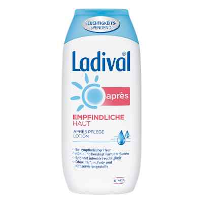 Ladival empfindliche Haut Apres Lotion  bei apotheke.at bestellen
