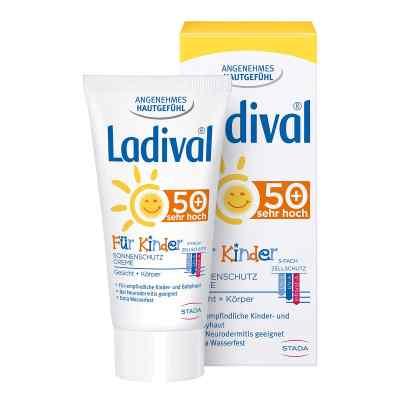 Ladival Kinder Creme Lsf 50+  bei apotheke.at bestellen