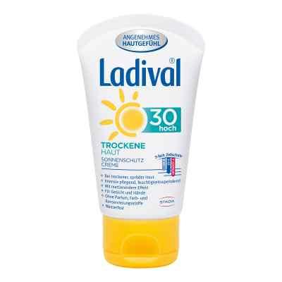 Ladival trockene Haut Creme Lsf 30  bei apotheke.at bestellen