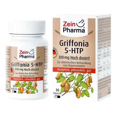 Griffonia 5-htp 300 mg hoch dosiert Kapseln  bei apotheke.at bestellen