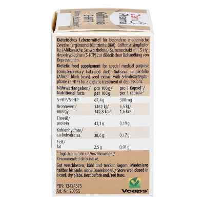 Griffonia 5-htp 300 mg hoch dosiert Kapseln
