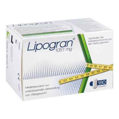 Lipogran Tabletten  bei apotheke.at bestellen