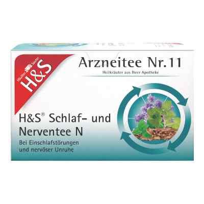 H&s Schlaf- und Nerventee N Filterbeutel  bei apotheke.at bestellen