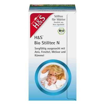H&s Bio Stilltee N Filterbeutel  bei apotheke.at bestellen