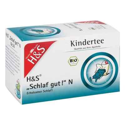 H&s Bio Kindertee Schlaf gut N Filterbeutel  bei apotheke.at bestellen