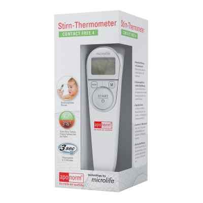 Aponorm Fieberthermometer Stirn Contact-free 4  bei apotheke.at bestellen