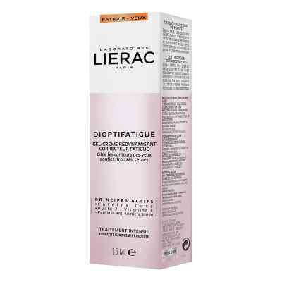 Lierac Dioptifatigue Müde Gel-creme  bei apotheke.at bestellen