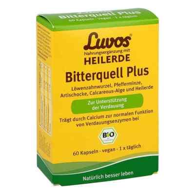 Luvos Heilerde Bio Bitterquell Plus Kapseln  bei apotheke.at bestellen