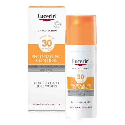 Eucerin Sun Fluid Photoaging Control Lsf 30  bei apotheke.at bestellen