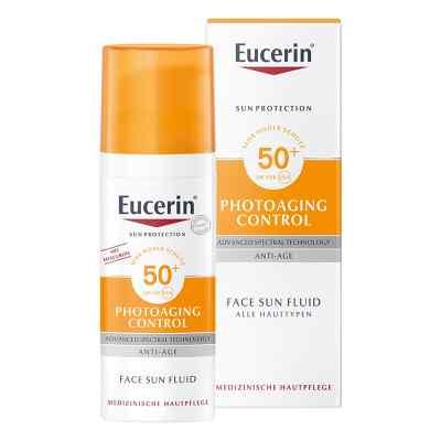 Eucerin Sun Fluid Photoaging Control Lsf 50  bei apotheke.at bestellen