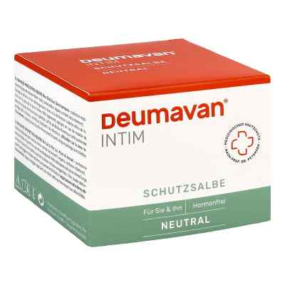 Deumavan Schutzsalbe neutral Dose  bei apotheke.at bestellen