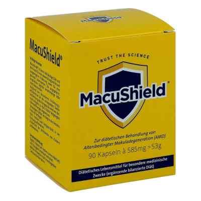Macushield Original Quartalspackung Weichkapseln  bei apotheke.at bestellen