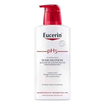 Eucerin pH5 Waschlotion mit Pumpe empfindliche Haut  bei apotheke.at bestellen