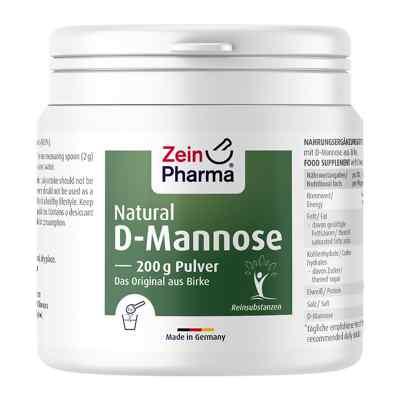 Natural D-mannose aus Birke Zeinpharma Pulver  bei apotheke.at bestellen
