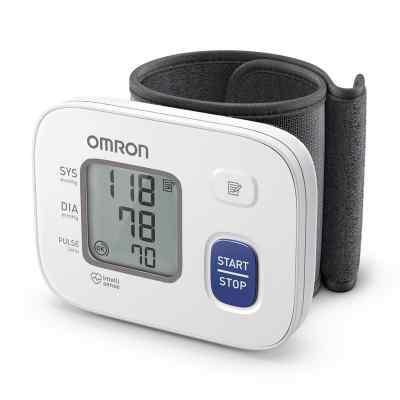 Omron Rs2 Handgelenk Blutdruckmessgerät Hem-6161-d  bei apotheke.at bestellen