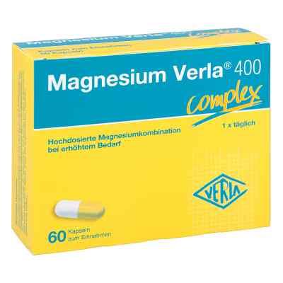 Magnesium Verla 400 Kapseln  bei apotheke.at bestellen
