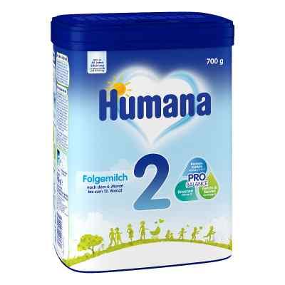 Humana Folgemilch 2 Pulver  bei apotheke.at bestellen