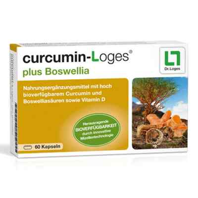 Curcumin-loges plus Boswellia Kapseln  bei apotheke.at bestellen