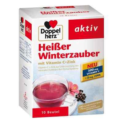 Doppelherz heisser Winterzauber Granulat  bei apotheke.at bestellen
