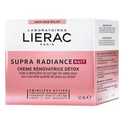 Lierac Supra Radiance Nacht Creme  bei apotheke.at bestellen
