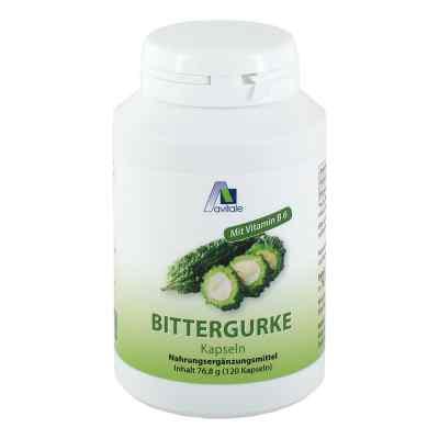 Bittergurke 500 mg 10:1 Extrakt Kapseln  bei apotheke.at bestellen