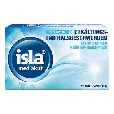 Isla Med akut Pastillen  bei apotheke.at bestellen