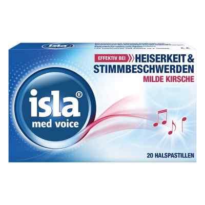Isla Med voice Pastillen  bei apotheke.at bestellen