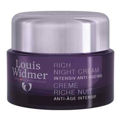 Widmer Rich Night Cream leicht parfümiert  bei apotheke.at bestellen