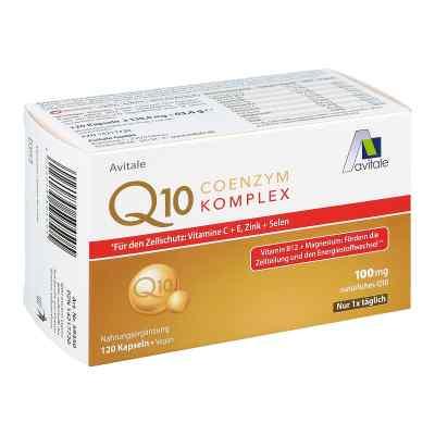 Coenzym Q10 100 mg Kapseln+vitamine+mineralstoffe  bei apotheke.at bestellen