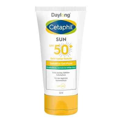 Cetaphil Sun Daylong Spf 50+ sens.Gel-Fluid Gesich  bei apotheke.at bestellen