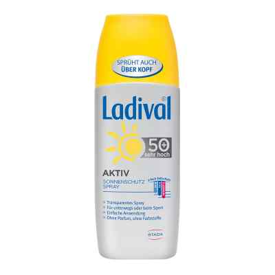 Ladival Aktiv Sonnenschutz Spray Lsf 50+  bei apotheke.at bestellen