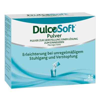DulcoSoft Pulver bei Verstopfung  bei apotheke.at bestellen