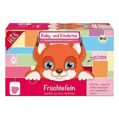 H&s Bio Baby- und Kindertee Früchtefein Filterbeutel  bei apotheke.at bestellen