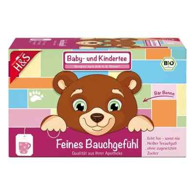 H&s Bio Baby- und Kindertee Feines Bauchgefühl Fbtl.  bei apotheke.at bestellen