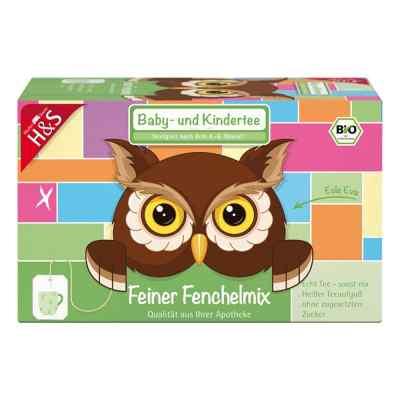 H&s Bio Baby- und Kindertee Feiner Fenchelmix Fbtl.  bei apotheke.at bestellen