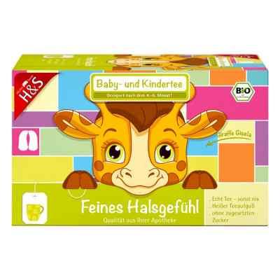 H&s Bio Baby- und Kindertee Feines Halsgefühl Fbtl.  bei apotheke.at bestellen