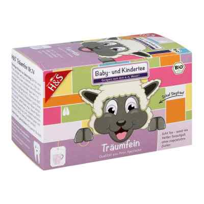 H&s Bio Baby- und Kindertee Träumfein Filterbeutel  bei apotheke.at bestellen