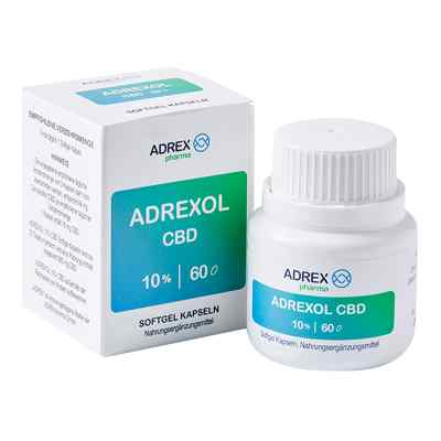 Adrexol 10% Cbd Kapseln  bei apotheke.at bestellen