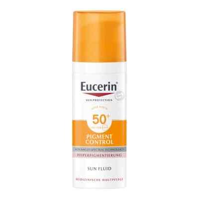 Eucerin Sun Pigment Control Fluid LSF 50+  bei apotheke.at bestellen