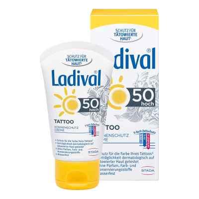 Ladival Tattoo Sonnenschutz Creme Lsf 50  bei apotheke.at bestellen